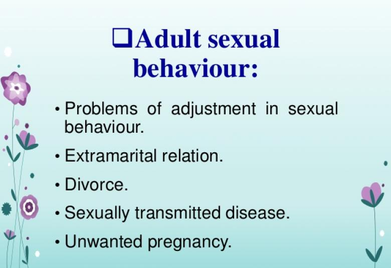 Exposure to erotic materials and sexual behaviours of married adults in Ilorin Metropolis, Kwara State