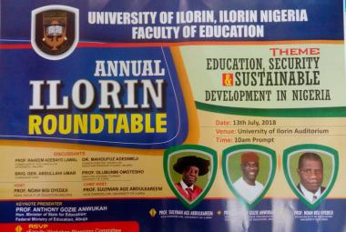 Annual Ilorin Round table